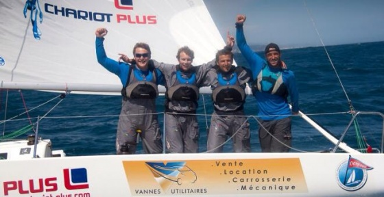 SAILING PROJECT : Champion d'Europe 2014